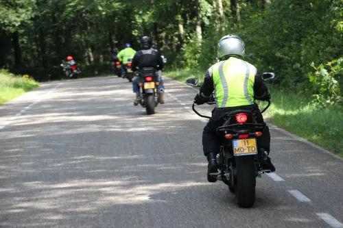 Motorrijbewijspoint Hellevoetsluis motor lesplan